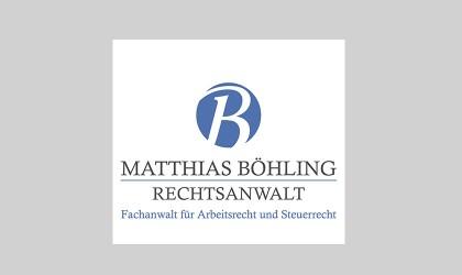 Rechtsanwalt Matthias Böhling